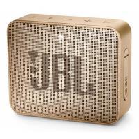 Акустическая система JBL GO 2 Champagne Фото