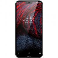 Мобильный телефон Nokia 6.1 Plus 4/64Gb Black Фото