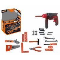 Игровой набор Tool Set Дрель с набором инструментов 23 шт Фото