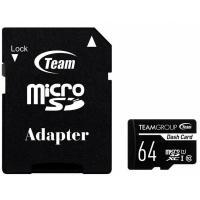 Карта пам'яті Team 64GB microSDXC class 10 UHS-I Фото