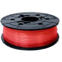 Пластик для 3D-принтера XYZprinting PLA 1.75мм/0.6кг Filament, transparent red Фото