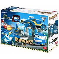 Ігровий набір Silverlit Robot Trains Мойка Кея Фото