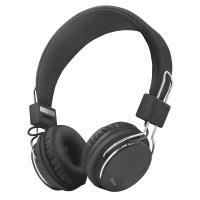 Наушники Trust Ziva On-Ear Mic Black Фото