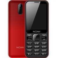 Мобільний телефон Nomi i284 Red Фото
