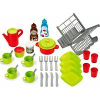 Игровой набор Ecoiffier посуды Chef-Cook Фото