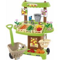Игровой набор Ecoiffier продуктовый супермаркет Органические продукты Фото