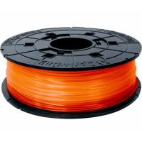 Пластик для 3D-принтера XYZprinting PLA 1.75мм/0.6кг transparent orange Фото