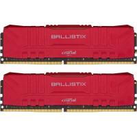 Модуль пам'яті для комп'ютера MICRON DDR4 16GB (2x8GB) 3200 MHz Ballistix Red Фото