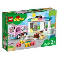 Конструктор LEGO DUPLO Town Пекарня 46 деталей Фото