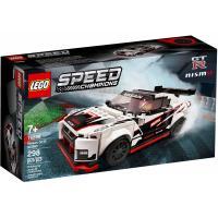 Конструктор LEGO Speed Champions Nissan GT-R NISMO 298 деталей Фото