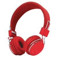 Наушники Trust Ziva On-Ear Mic Red Фото