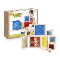 Ігровий набір Guidecraft Набор блоков Natural Play Сокровища в ящиках разно Фото