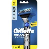 Бритва Gillette MACH3 Turbo 3D Фото