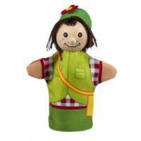 Игровой набор Goki Кукла для пальчикового театра Опудало Фото