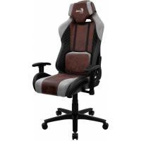 Крісло ігрове AeroCool BARON Burgundy Red Фото