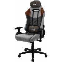 Крісло ігрове AeroCool DUKE Tan Grey Фото
