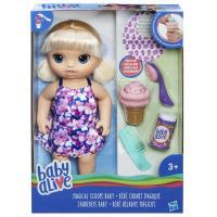 Кукла Hasbro Baby Alive Малышка с мороженым Фото