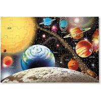 """Пазл Melissa&Doug Мега """"Сонячна система"""" , 48 елементів Фото"""