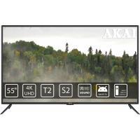 Телевізор Akai UA55LEP1UHD9+Bluetooth Voice Remote Control Фото