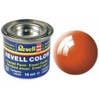 Аксессуары для сборных моделей Revell Краска эмалевая № 30 Оранжевая глянцевая, 14 мл Фото