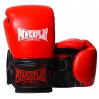 Боксерские перчатки PowerPlay 3015 10oz Red Фото