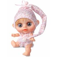 Пупс Berjuan Baby Biggers Rubio с запахом ванили 14 см Фото