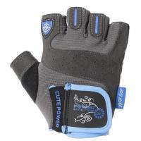 Перчатки для фитнеса Power System Cute Power Woman PS-2560 XL Blue Фото