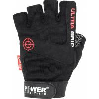 Перчатки для фитнеса Power System Ultra Grip PS-2400 S Black Фото