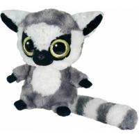 М'яка іграшка Aurora Yoo Hoo Кошачий лемур сияющие глаза 23 см Фото