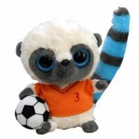 М'яка іграшка Aurora Yoohoo Футболист оранжевая футболка 12 см Фото
