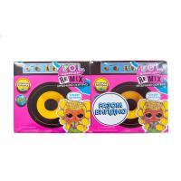 Кукла L.O.L. Surprise! Remix Hairflip - набор из 2 кукол Музыкальный сюрп Фото