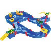 Игровой набор AquaPlay Переправа зі шлюзами з краном, 1 фігурка Фото