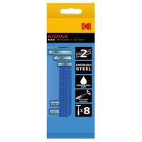 Бритва Kodak MAX 2 blue, 8 шт Фото