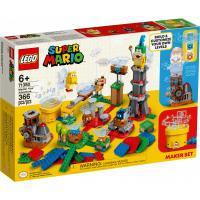 Конструктор LEGO Super Mario Создай собственную историю. Творческий Фото