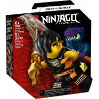 Конструктор LEGO Ninjago Грандиозная битва Коул против воина-призра Фото
