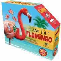 Пазл I AM Фламинго 100шт Фото