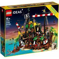 Конструктор LEGO Ideas Пираты из залива Барракуды 2545 деталей Фото