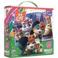 Пазл Vladi Toys 44 Котенка В городе Фото