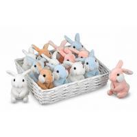 М'яка іграшка Melissa&Doug Плюшевые кролики-малыши прыгунки Фото