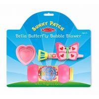 Игровой набор Melissa&Doug Мыльные пузыри в блистере Бабочка Белла Фото