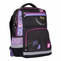 Рюкзак шкільний Yes S-50 Alice черный Фото