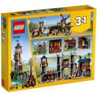 Конструктор LEGO Creator Средневековый замок 1426 деталей Фото