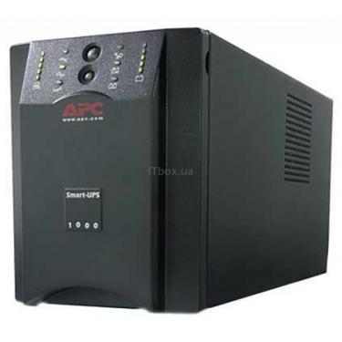 Источник бесперебойного питания APC Smart-UPS 1000VA USB Фото