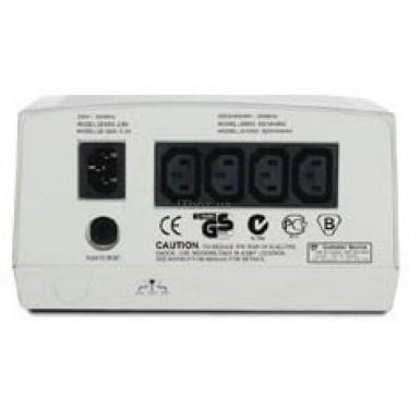 Стабилизатор Power regulator/ conditioner 600VA APC (LE600I) - фото 2