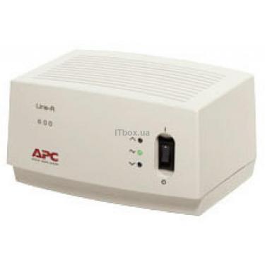 Стабилизатор Power regulator/ conditioner 600VA APC (LE600I) - фото 1