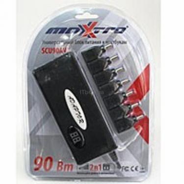 Блок питания к ноутбуку SCU90AV2 MAXXTRO - фото 1