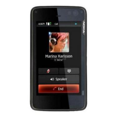 Мобильный телефон N900 Black Nokia - фото 1