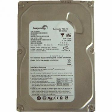 "Жорсткий диск 3.5"" 750 Gb Seagate (ST3750525AS) - фото 1"