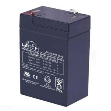 Батарея к ИБП 6В 4 Ач GEMIX (LP6-4.0 Т2) - фото 1