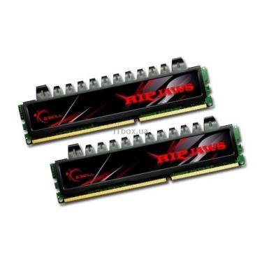 Модуль памяти для компьютера DDR3 4GB (2x2GB) 2000 MHz G.Skill (F3-16000CL9D-4GBRH) - фото 1